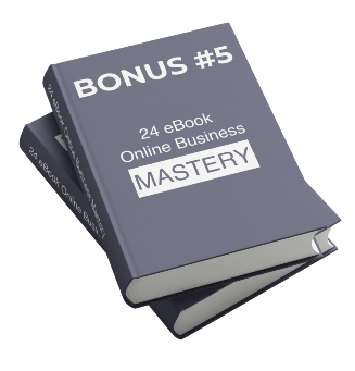 eBook Business Online Mastery (Rp. 250.000)